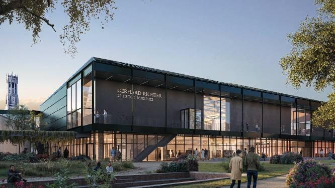 """Brugge krijgt met BRUSK zijn eigen museum voor schone kunsten: """"Dit gebouw wordt uniek voor Vlaanderen"""""""