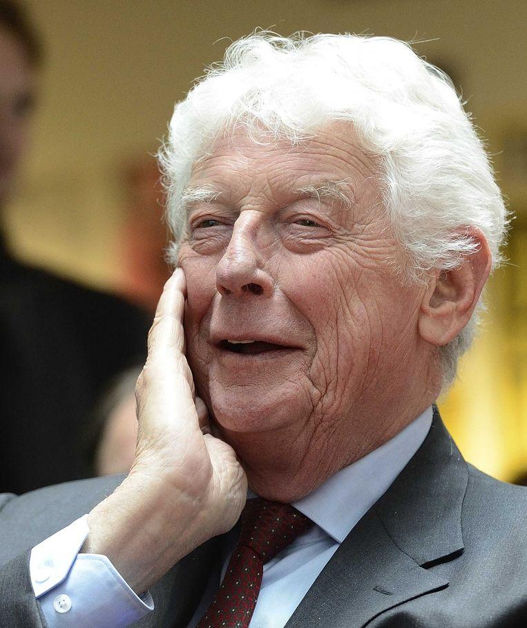 Wim Kok heeft weer een nieuwe betrekking. 'Ik vraag me af of iemand van 75 dat nog moet doen', zegt Arjan Lock. Beeld anp
