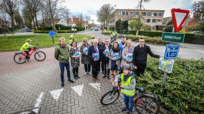 Veilige verkeersroute naar basisschool Sint-Lodewijks