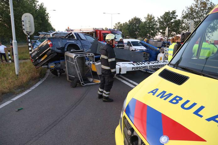 Dodelijk ongeval in Best.