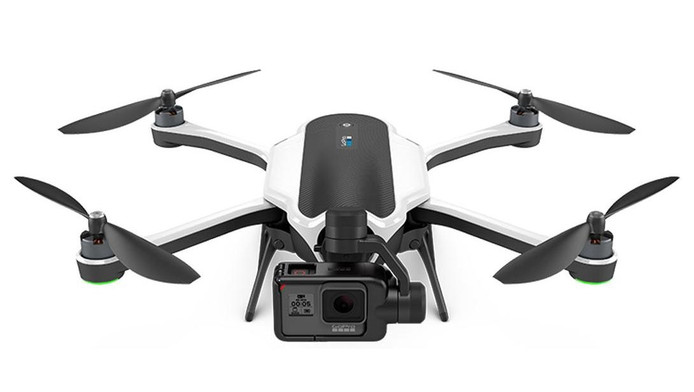 De drone van GoPro: de Karma