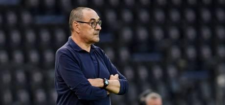 Maurizio Sarri n'est plus l'entraîneur de la Juventus