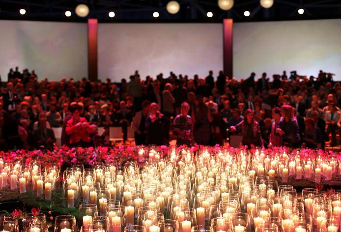 Van Denderen behandelt ook nabestaanden van MH17-slachtoffers.