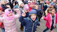 Dansjes en chocomelk houden kinderen warm