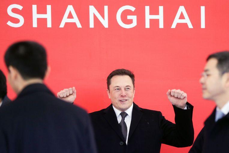 Tesla-CEO Elon Musk.