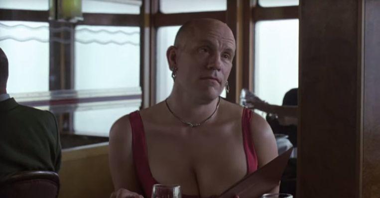 John Malkovich in Being John Malkovich. Beeld