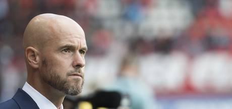 Cocu: Ten Hag zet goede organisatie neer bij FC Utrecht