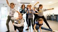 LAB-leerlingen organiseren en spelen voorstelling 'De Mestkever'