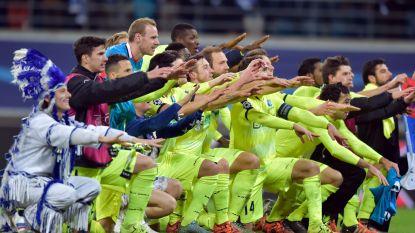 Nederland dankzij kwalificatie Ajax al 'tien keer beter' dan België