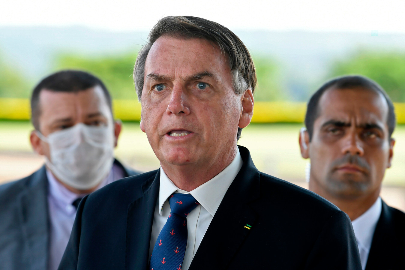 Braziliaans President Jair Bolsonaro.
