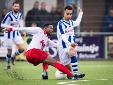FC Lienden tegen Kloetinge in kwalificatieronde TOTO KNVB beker