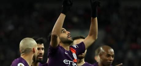 Mahrez draagt goal op aan verongelukte Leicester-voorzitter