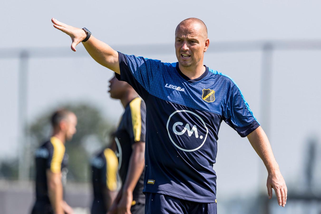Jefta Bresser verlaat NAC Breda en wordt hoofd jeugdopleiding bij De Graafschap.