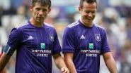 Oude gloriën Eendracht Aalst spelen tegen legendes van RSC Anderlecht