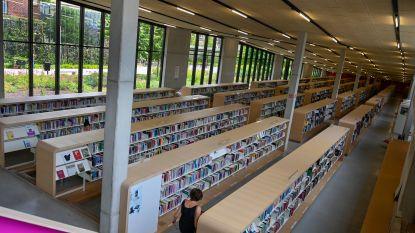 Bibliotheek boekt recordcijfers: 500 bezoekers per dag en nooit eerder zoveel uitleningen