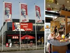 Bouw van KFC en Burger King begint al bijna