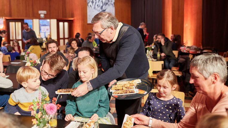 Lindegroen beleefde een feestweekend met uiteenlopende activiteiten.