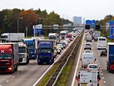 A67 drie weekenden lang afgesloten richting Eindhoven