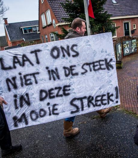 Weer gasbeving, een kleintje in stad Groningen zelf