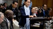 Aung San Suu Kyi verweert zich tegen klacht genocide