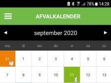 Nieuwe app Avri met info over afval scheiden in Playstore, Apple-versie volgt later