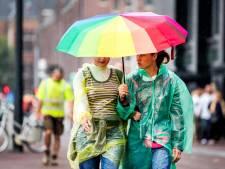 Zomerweer maakt plaats voor regen en kou