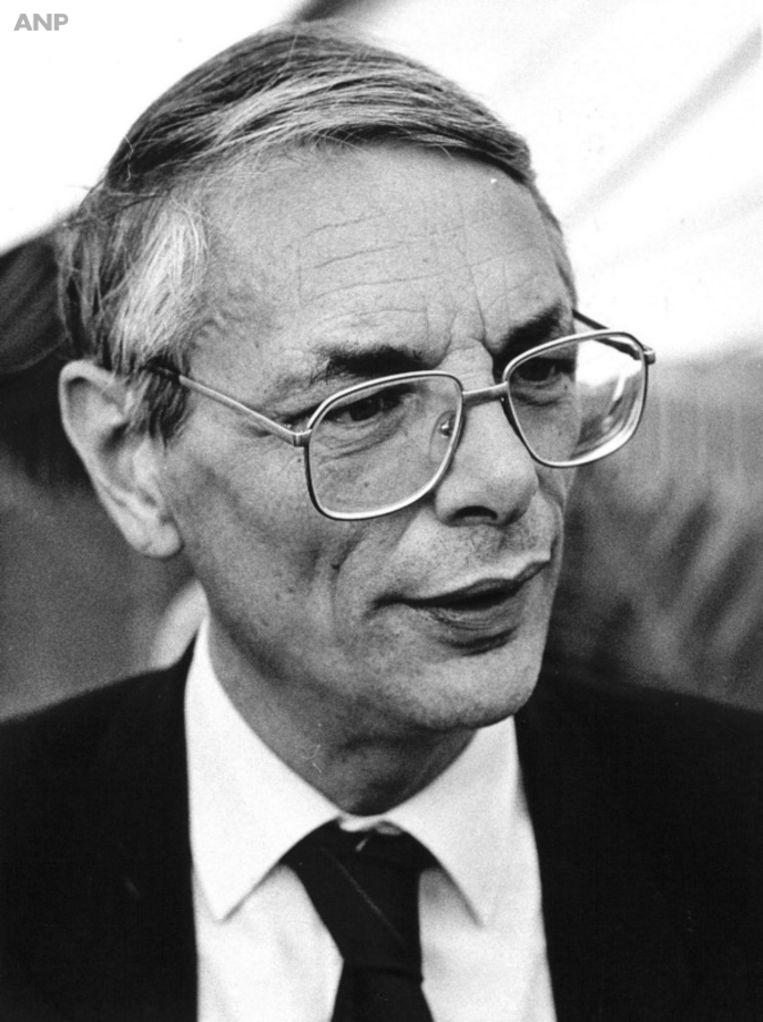 Jan van der Dussen. Beeld ANP