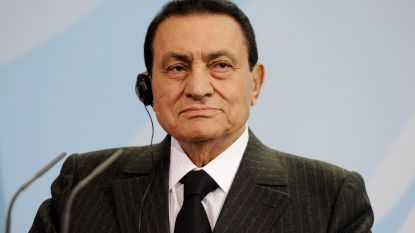 Ex-president van Egypte Hosni Moebarak (91) overleden