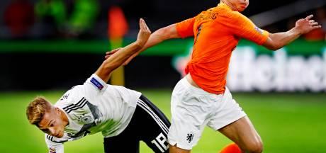 Nations League: kansen voor Oranje, nieuwe crisis Duitsland en feest bij de kleintjes