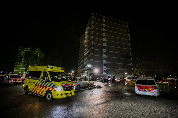 Het lichaam werd aangetroffen bij de Aalscholversingel in Velp.