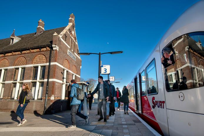 Kesteren, 15 februari 2019. Spoor route dreigt te worden opgeheven. dgfoto . Foto: Gerard Burgers