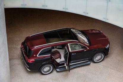 De nieuwe SUV van Mercedes is luxe 2.0: dit is de Maybach GLS