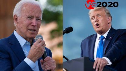 Nieuwe nationale polls wijzen uit: Biden behoudt voorsprong op Trump