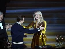 Gastheer Gouden Bal vraagt eerste vrouwelijke winnaar om te twerken