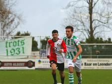 Kloetinge kansloos tegen ongenaakbare koploper Feyenoord