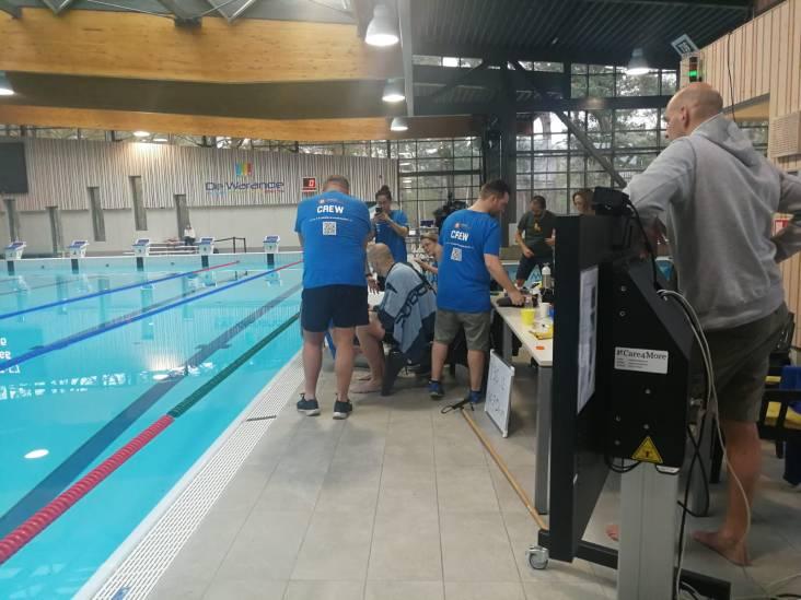Maarten van der Weijden staakt wereldrecordpoging na ruim 18 uur