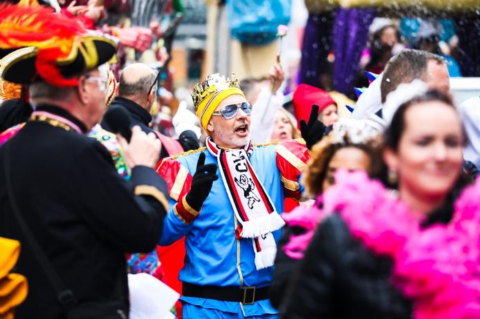 Carnaval 2020 in Dordrecht.