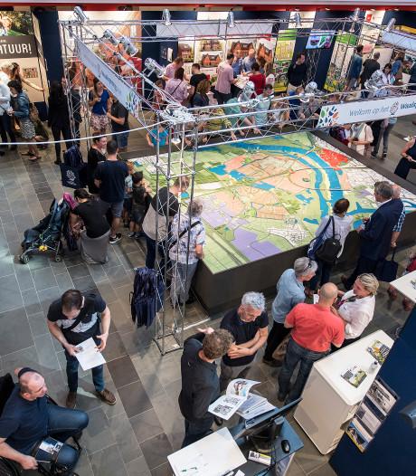 Stormloop op woonbeurs in Cinemec Nijmegen