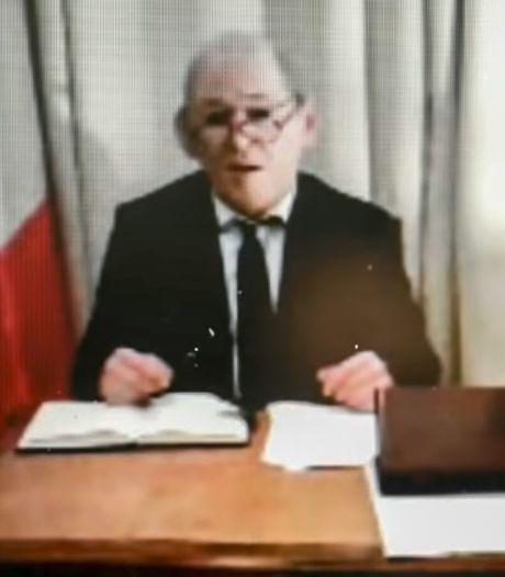 Hoe deze oplichter met een minister-masker 80 miljoen euro binnenhaalde