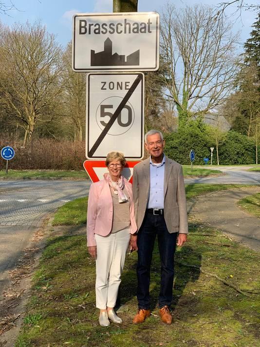 """De gepensioneerde Huissense bankier Wiel van Ewijk (69) woont sinds 1991 samen met zijn vrouw in Brasschaat, België. ,,We zien nu sinds kort dat de tweede lockdown resultaten begint te tonen."""""""