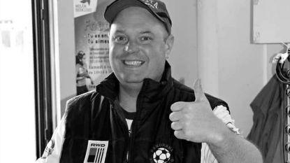 Top-supporter van RWDM overleden: sfeermaker Jelle (44) verliest strijd tegen kanker