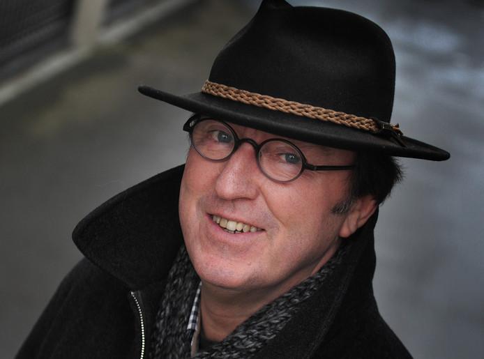 Burgemeester Jan Lonink van Terneuzen.