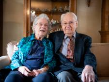 Almelose Rudolph 60 jaar getrouwd met zijn Babes: 'Ik dacht: nou, dat is een aardig meisje!'