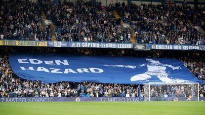 Liverpool behoudt na heerlijke goal Alexander-Arnold het maximum, Chelsea-fans ontrollen banner Hazard