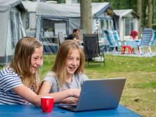 Paar tientjes voor een weekje wifi: internet op Brabantse campings is vaak peperduur