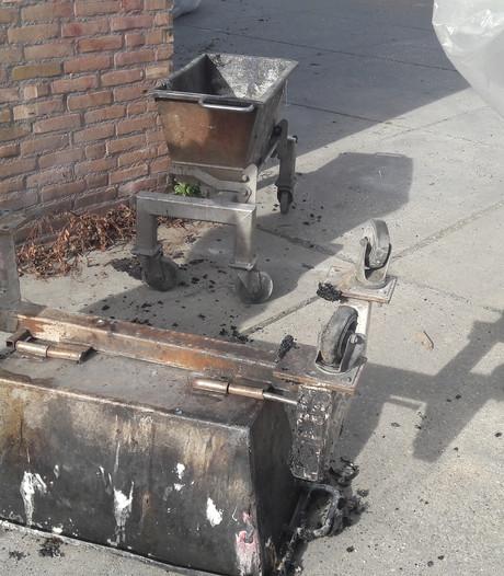 'Bakje' smeulende kunststof veroorzaakte stank in Helmond