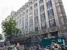 Verbouwing Bungehuis mag op eigen risico worden hervat