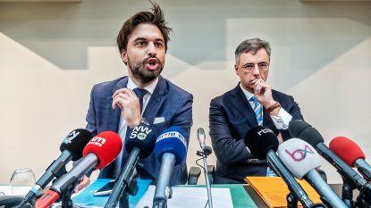 Dit weten we al over de gelekte nota van Coens en Bouchez: minimumpensioen van 1.400 euro,veel besparingen en weinig nieuwe belastingen