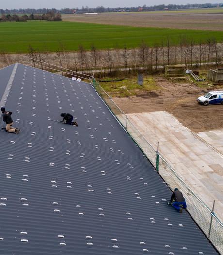Duurzame dorpen door zonnepanelen coöperatie Weerribben