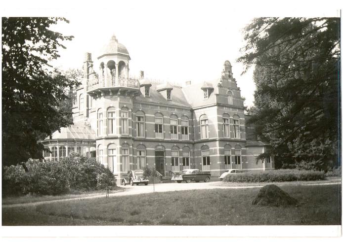 Zionsburg in 1941